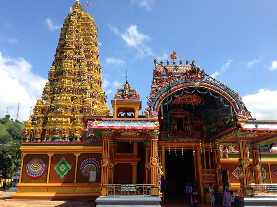 14 Days to Sri Lanka Hindu Temple Matale