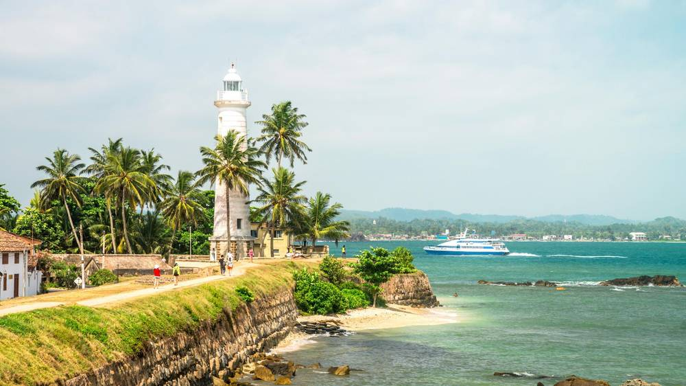 2 Weeks Holidays Galle Light House