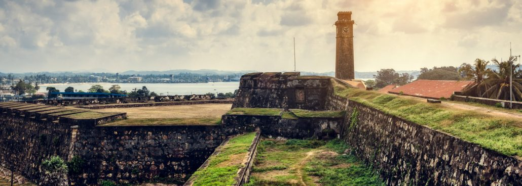 14 Days Tour Galle Dutch Fort